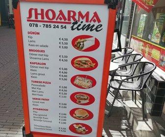 Shoarma Time