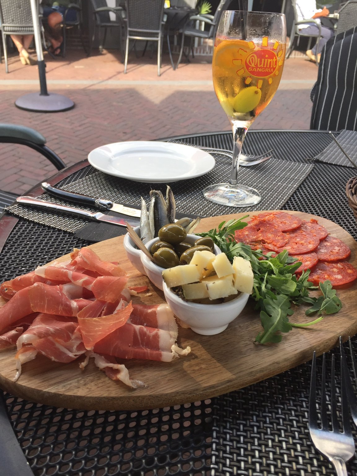 Restaurant Méditerranée