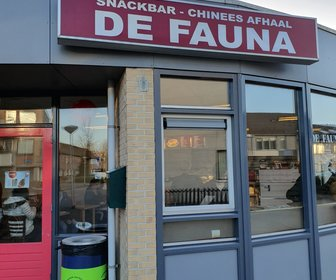 Snackbar 'De Fauna'