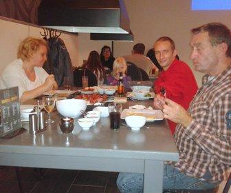 BBQ Restaurant