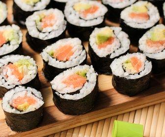 Mr. Sushi & Miss Thai