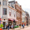 Photograph of Jetties in Haarlem