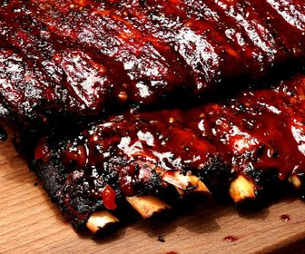 Spare ribs preview