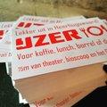 Foto van Brasserie IJzer in Heerhugowaard