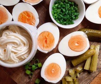 Verse eiersalade ontbijtservice noorderland preview