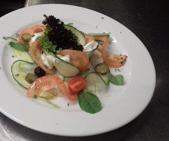 Geitenkaas salade preview