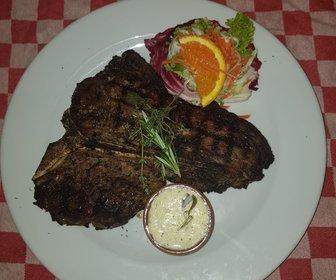 T bon steak a la robin hood preview