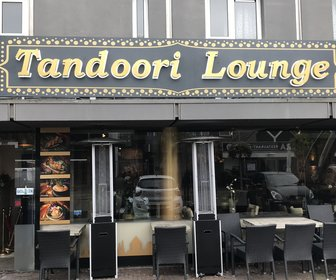 Tandoori lounge preview
