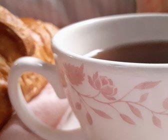 Romantisch ontbijt in bed preview