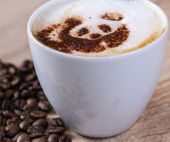 Panda koffie preview