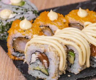 Sushi box preview