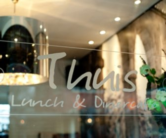 Lunch & Dinercafe Thuis