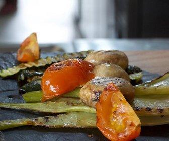 Resto 4kant gegrilde groenten preview