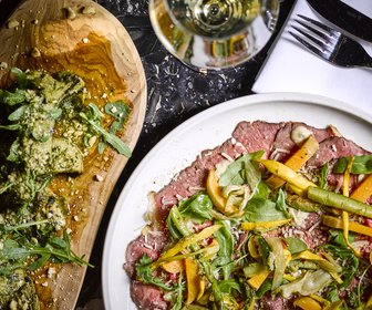 6. cityden the garden   lucias restaurant starters 3 preview