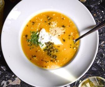 6. cityden the garden   lucias restaurant soup 1 preview