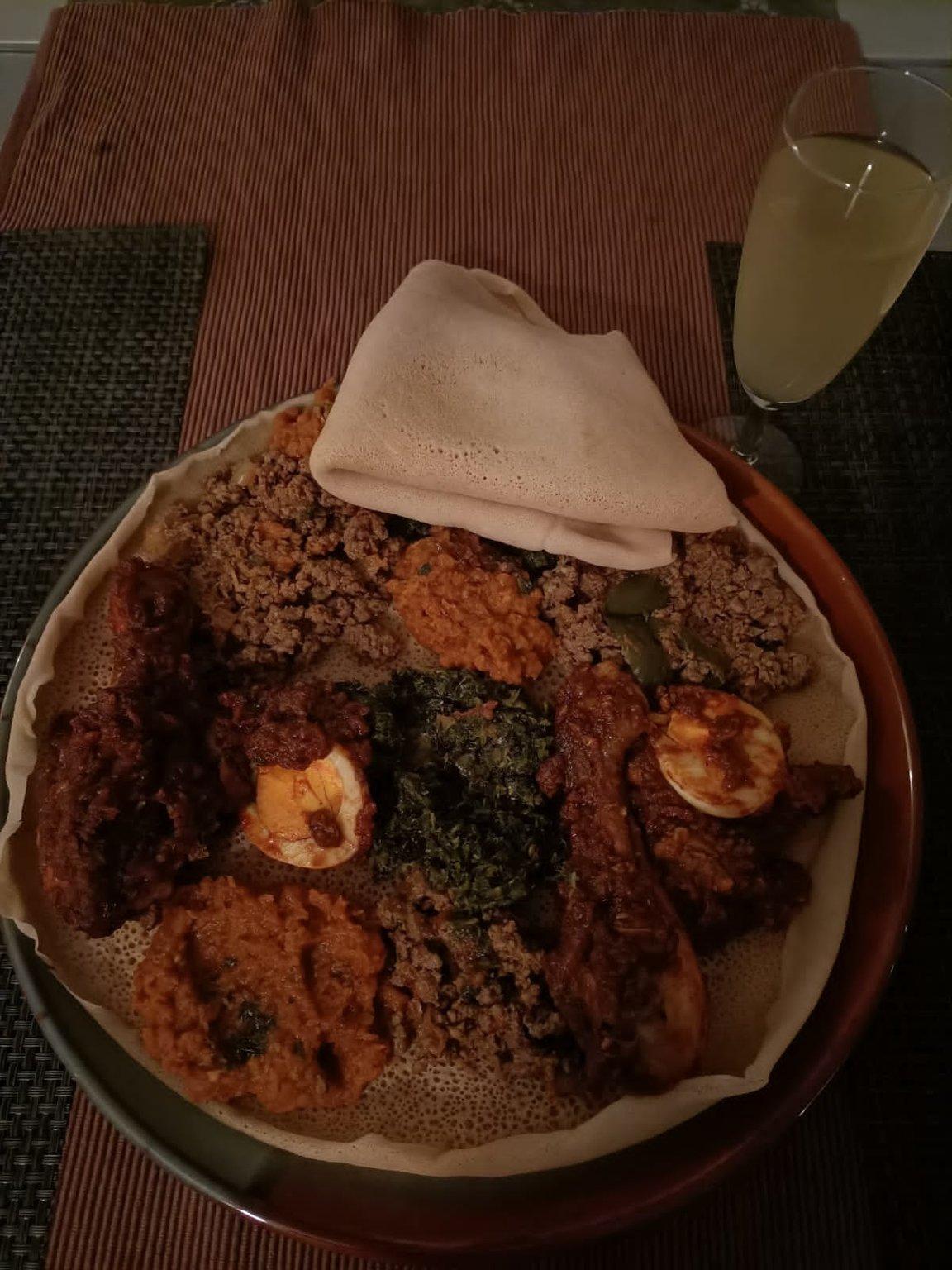 Sunshine Ethiopisch Restaurant